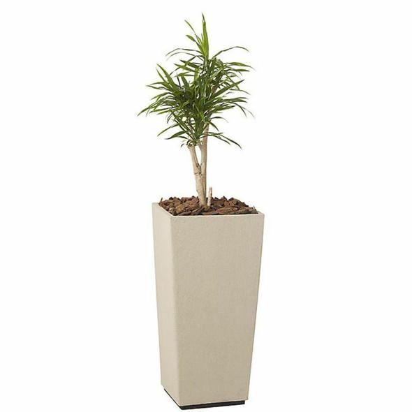 Eco - Fibre Square Tapered Planter