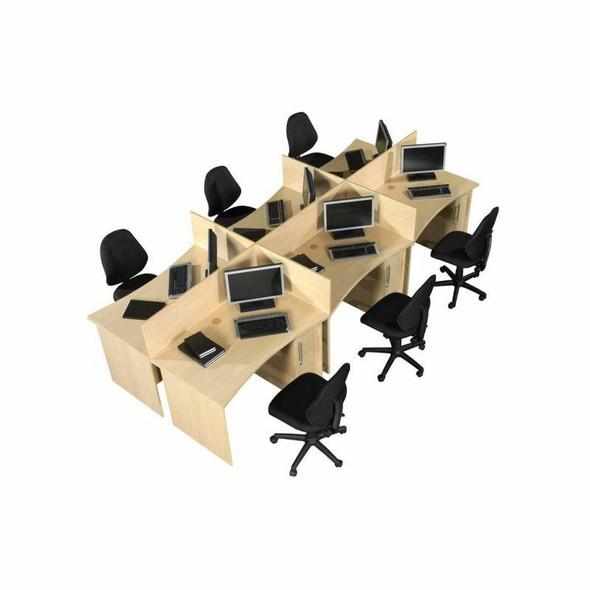 6-Seater Value Cluster Unit