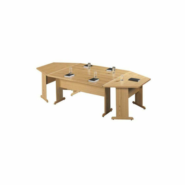 Bow Shaped Training Table