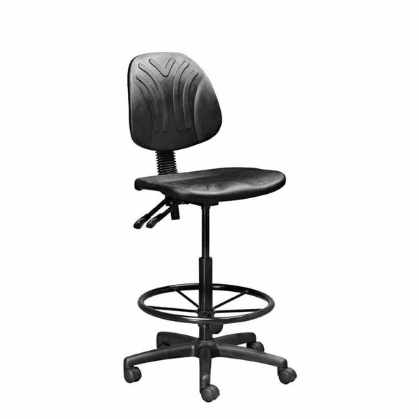 WC9SYC Works Industrial Draughtsman Chair