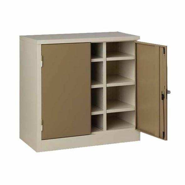 PH05 3 x 3 12 Compartment Pigeonhole Cabinet