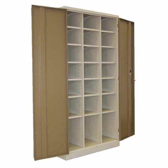 PH30 21 Compartment Pigeonhole Cabinet