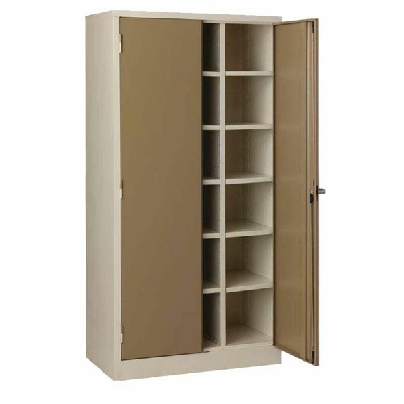 PH10 18 Compartment Pigeonhole Cabinet