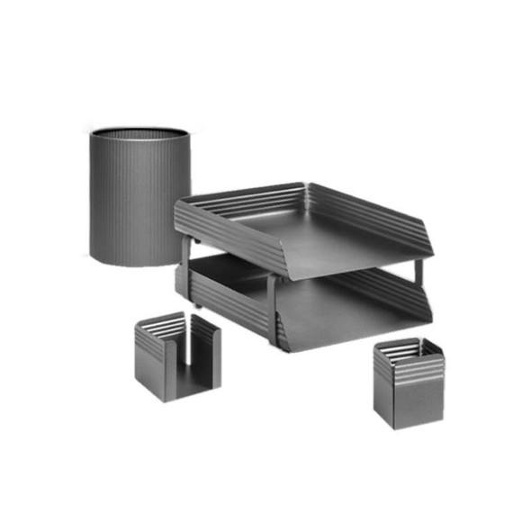 Fluted Desk Set