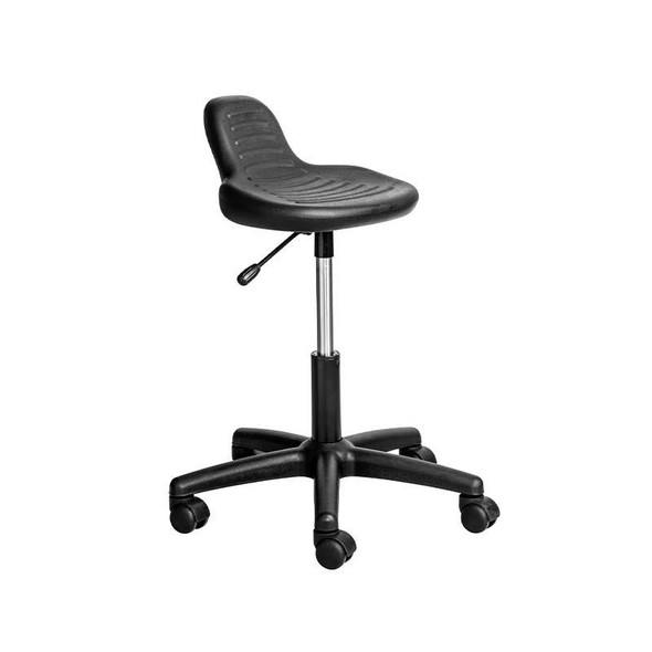 PUB1- Solid PU Seat Solid Chair