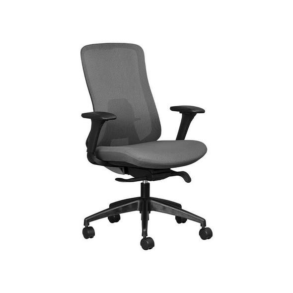 Vera Mesh Medium-Back Chair