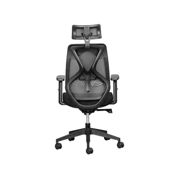Leila Mesh High-Back Chair