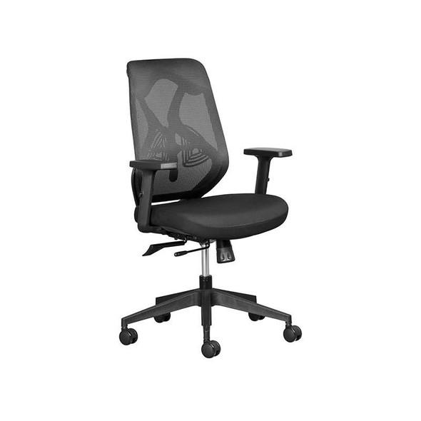 Leila Mesh Medium-Back Chair
