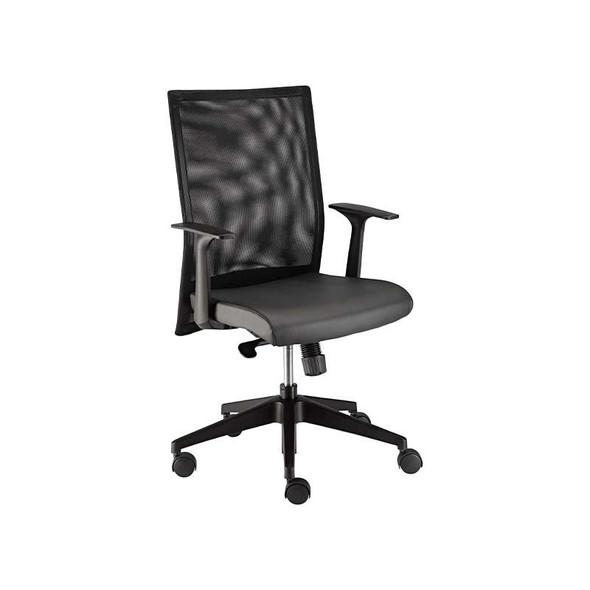 Stellar Mesh Medium-Back Chair