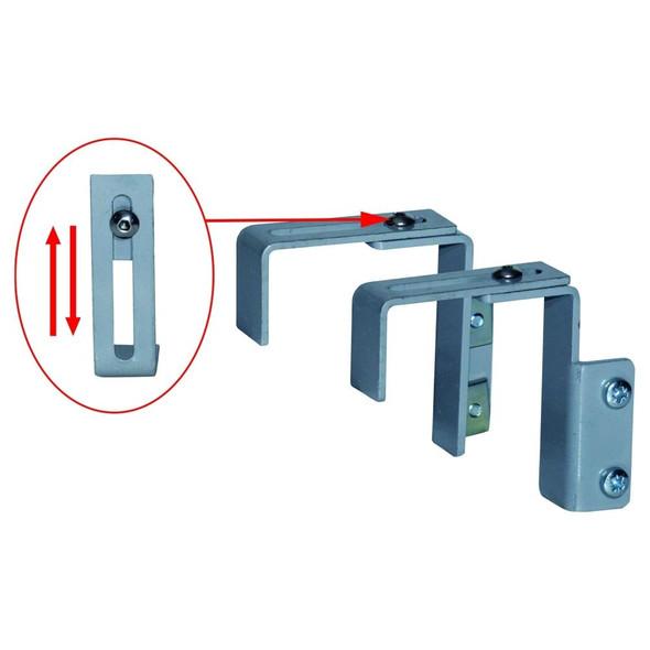 Bracket Partition Board Hanging Set 30mm To 75mm