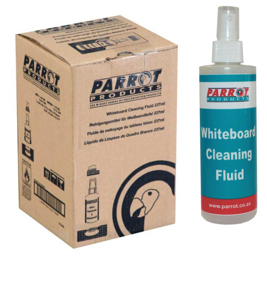 Cleaning Fluid Whiteboard 237 ml Uncarded Box Of 6
