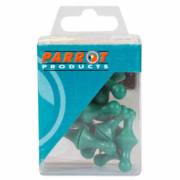 Magnet Map Pins 25 Box - Size16mm - Green