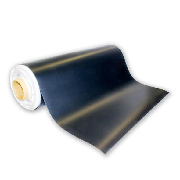 Magnetic Flexible Sheet 1000610mm - Black - Black