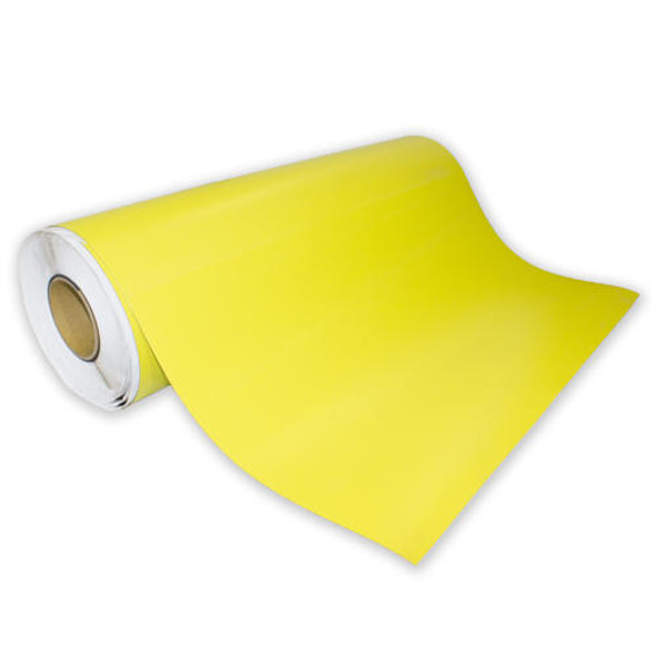 Magnetic Flexible Roll 20 Meters610mm - Yellow