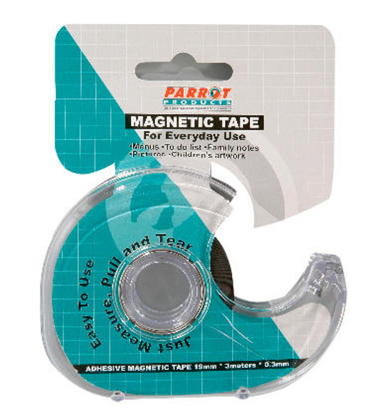 Magnetic Flexible Tape S/Adhesive 3m19mm0.3mm