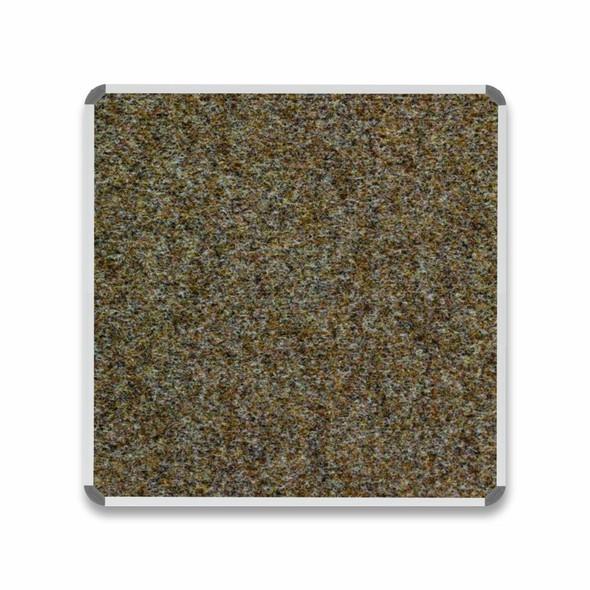 Bulletin Board Aluminium Frame - 900900mm - Spice