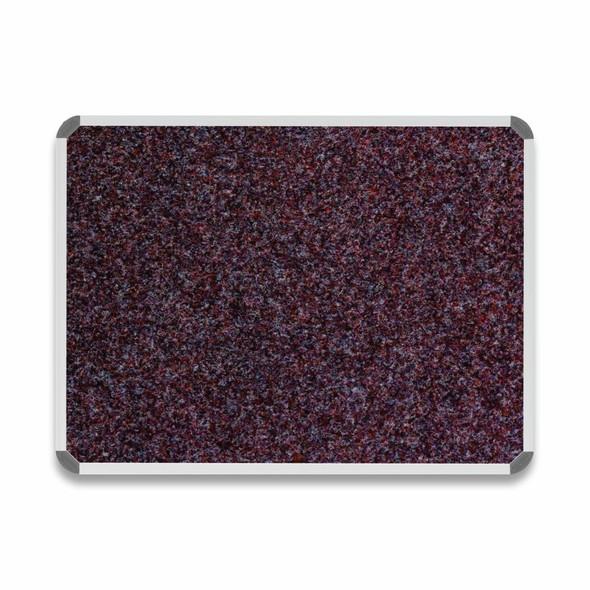 Bulletin Board Aluminium Frame - 1200900mm - Tropical