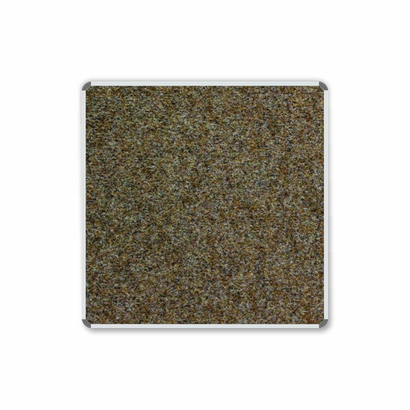 Bulletin Board Aluminium Frame - 12001200mm - Spice