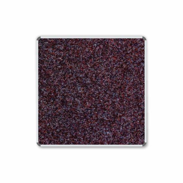 Bulletin Board Aluminium Frame - 12001200mm - Tropical