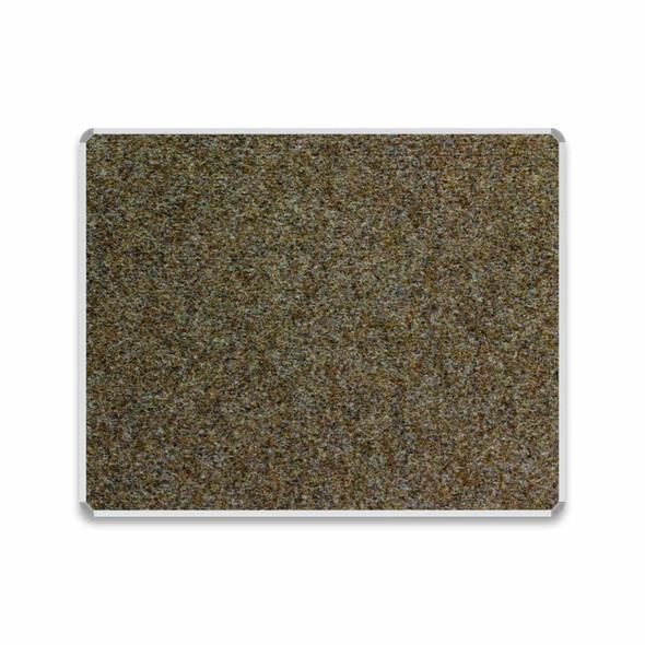 Bulletin Board Aluminium Frame - 15001200mm - Spice