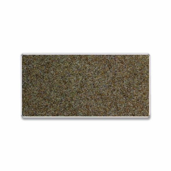 Bulletin Board Aluminium Frame - 1800900mm - Spice