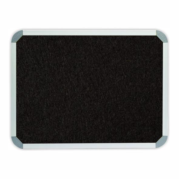 Info Board Aluminium Frame - 900600mm - Black