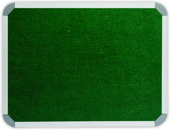 Info Board Aluminium Frame - 12001000mm - Green