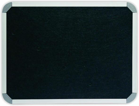 Info Board Aluminium Frame - 18009000mm - Black