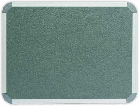 Info Board Aluminium Frame - 240012000mm - Grey