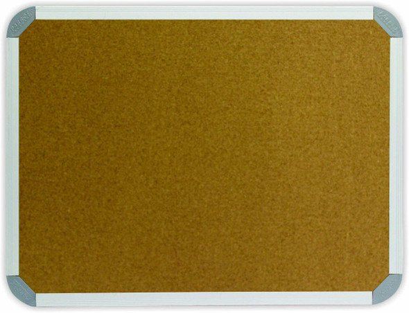 Info Board Aluminium Frame - 300012000mm - Cork