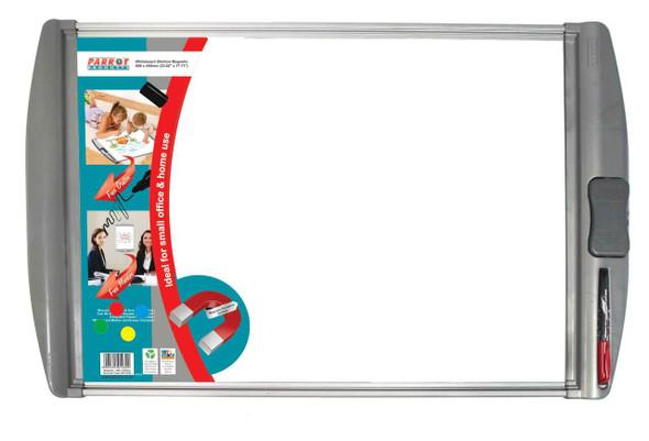 Slimline Magnetic Whiteboard 600450mm - Retail