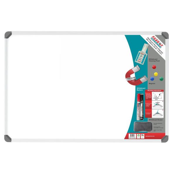 Slimline Magnetic Whiteboard 900600mm - Retail