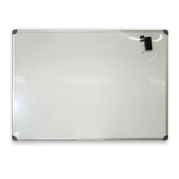 Contract Magnetic Whiteboard 1200 x 900mm