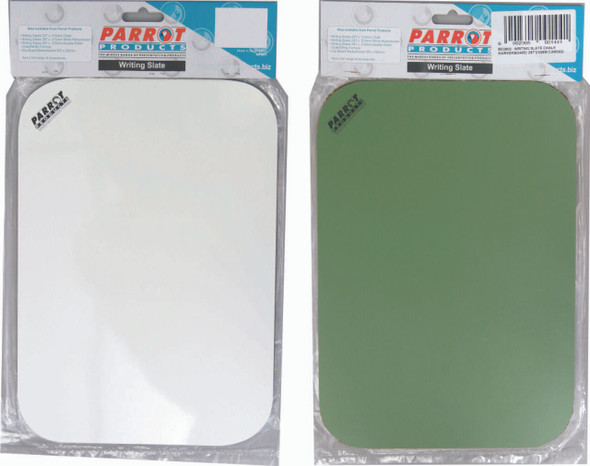 Writing Slate Markerboard/Chalk Paint 297210mm - Carded