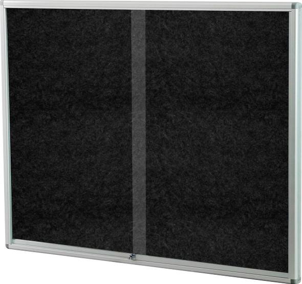 Pinning Display Case 1200900mm - Black