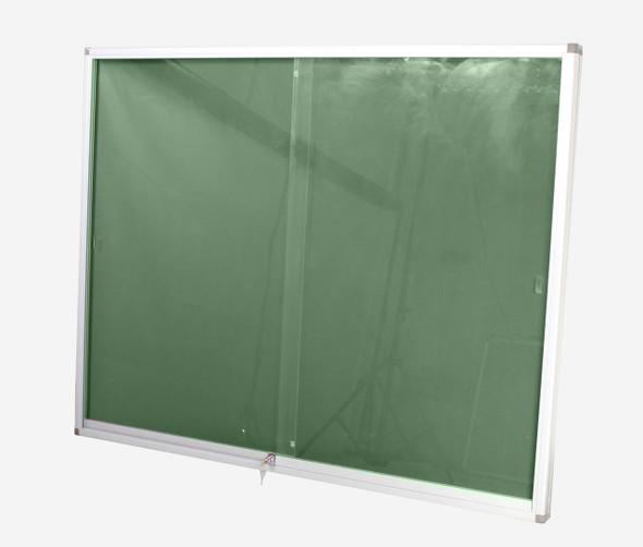 Pinning Display Case 1200900mm - Green