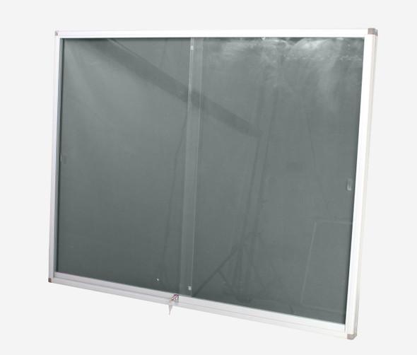 Pinning Display Case 1200900mm - Grey
