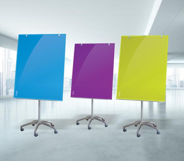 Customizable Glass Flipchart 900x1200mm