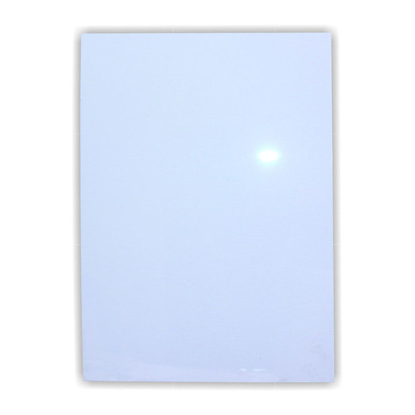 Poster Frame Clear Media Cover 1.2mm - A0