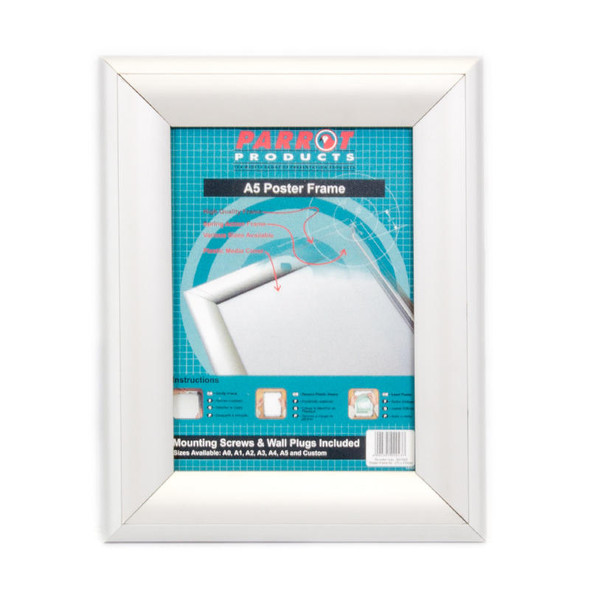 Poster Frame A5 - 270210mm - Single Sided - Mitred Corner