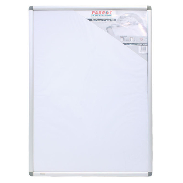Poster Frame A0 - 1250900mm - Plastic Corner