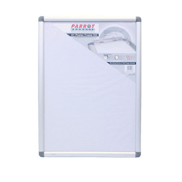 Poster Frame A1 - 900655mm - Plastic Corner