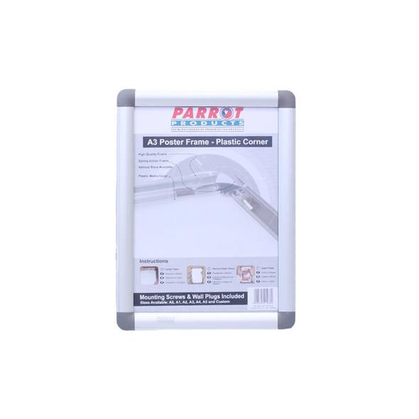 Poster Frame A3 - 480360mm - Plastic Corner