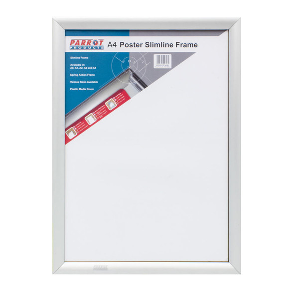 Poster Frame A4 - 330240mm - Single Mitred - Econo