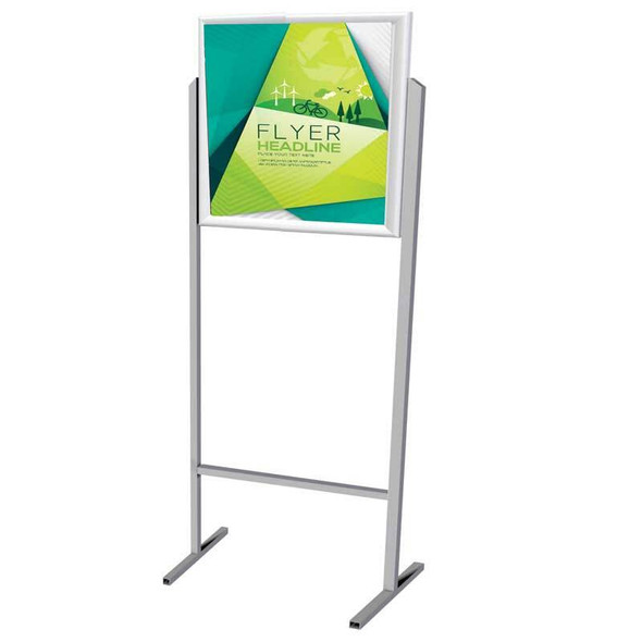 Poster Frame Stand A2 - Double Sided - Landscape