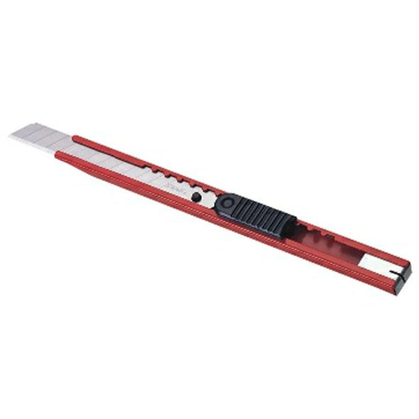 Craft Knife Metal Red