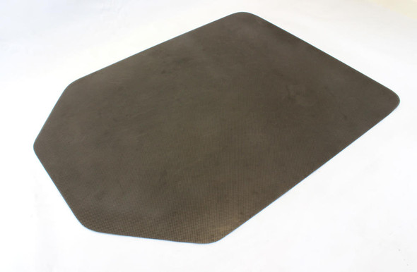 Non-Slip Tapered Rectangle Carpet Protector 1200x900x2.75mm