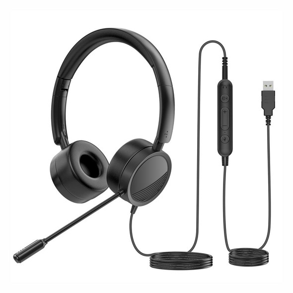 Wired Call Centre Headset