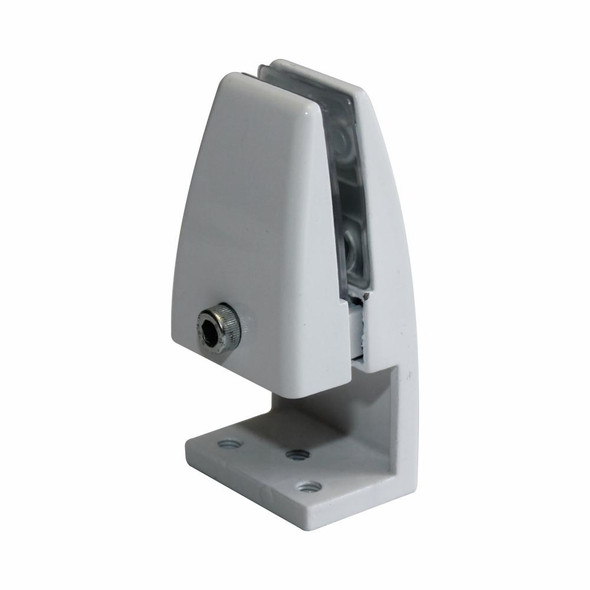 Desk Partition Clamp Under Counter Mount - Single Sided