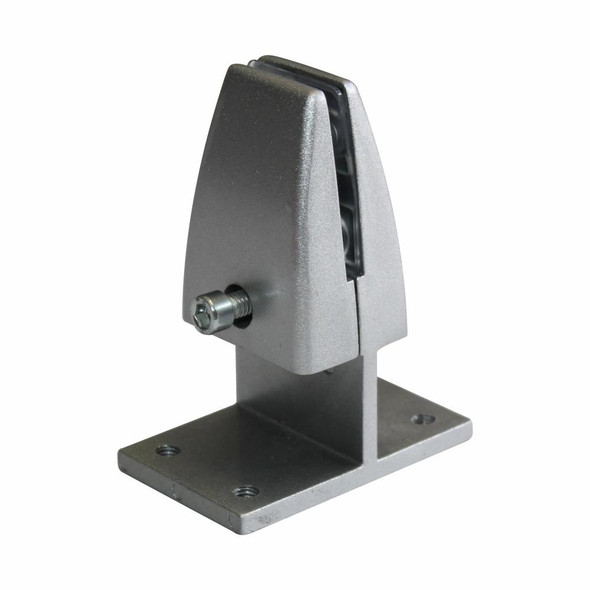 Desk Partition Clamp Under Counter Mount - Double Sided